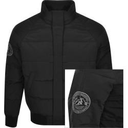 Superdry Everest Bomber Jacket Black found on Bargain Bro UK from Mainline Menswear