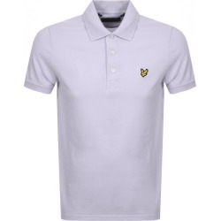 Lyle And Scott Polo T Shirt Lilac found on Bargain Bro UK from Mainline Menswear