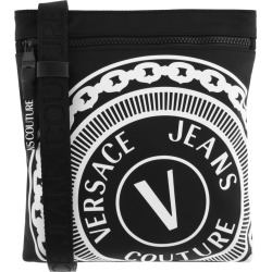 Versace Jeans Couture Crossbody Bag Black found on Bargain Bro UK from Mainline Menswear