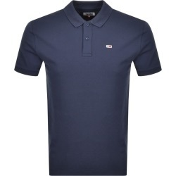 Tommy Jeans Polo T Shirt Navy found on Bargain Bro UK from Mainline Menswear