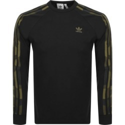 adidas Originals Long Sleeved T Shirt Black found on Bargain Bro from Mainline Menswear for £23