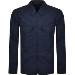 BOSS Lovel Zip 7 Overshirt Jacket Navy found on Bargain Bro UK from Mainline Menswear