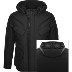 CP Company Hooded Jacket Black found on MODAPINS from Mainline Menswear Australia for USD $775.45