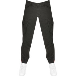 Alpha Industries Spy Trousers Grey found on MODAPINS from Mainline Menswear Australia for USD $133.23