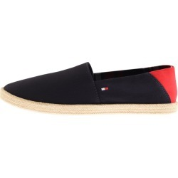 Tommy Hilfiger Summer Canvas Slip on Shoes Navy found on Bargain Bro UK from Mainline Menswear
