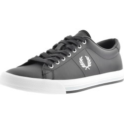Fred Perry Underspin Leather Trainers Navy found on Bargain Bro UK from Mainline Menswear