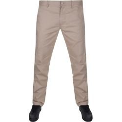Converse All Star Coaches Chino Trousers Beige found on Bargain Bro UK from Mainline Menswear