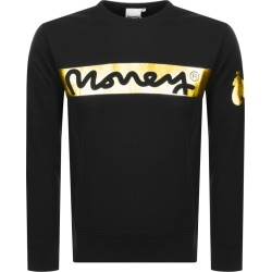 Money Block Sig Ape Logo Sweatshirt Black found on Bargain Bro UK from Mainline Menswear
