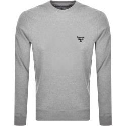 Barbour Beacon Crew Neck Sweatshirt Grey