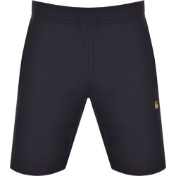 Carhartt Chase Sweat Shorts Navy found on Bargain Bro UK from Mainline Menswear