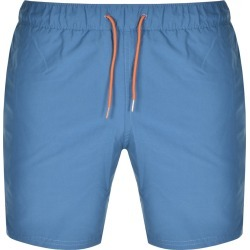 Farah Vintage Colbert Swim Shorts Blue found on MODAPINS from Mainline Menswear Australia for USD $48.69