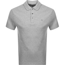 Michael Kors Sleek Polo T Shirt Grey found on Bargain Bro UK from Mainline Menswear