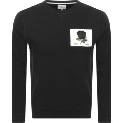 Kent And Curwen 1926 Icon Sweatshirt Black found on MODAPINS from Mainline Menswear Australia for USD $175.70
