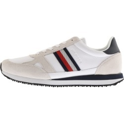 Tommy Hilfiger Runner Trainers White found on Bargain Bro UK from Mainline Menswear