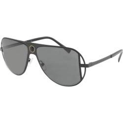 Versace Medusina Pilot Sunglasses Black found on Bargain Bro UK from Mainline Menswear