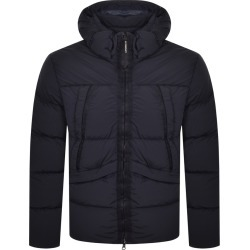 CP Company Hooded Padded Jacket Navy found on MODAPINS from Mainline Menswear Australia for USD $1027.48