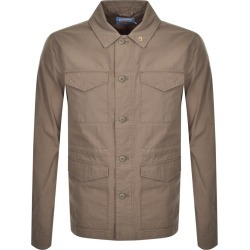 Farah Vintage Travis Field Jacket Green found on MODAPINS from Mainline Menswear Australia for USD $127.50