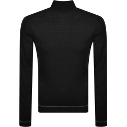 Ted Baker Exarno Roll Neck Knit Jumper Black found on Bargain Bro UK from Mainline Menswear
