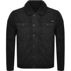 Superdry Denim Hacienda Jacket Black found on Bargain Bro UK from Mainline Menswear