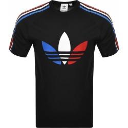 adidas Originals Tricol 2 T Shirt Black found on Bargain Bro India from Mainline Menswear Australia for $45.38