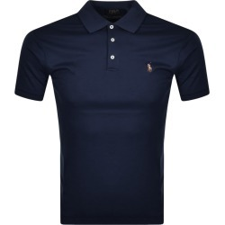 Ralph Lauren Slim Fit Polo T Shirt Navy found on Bargain Bro India from Mainline Menswear Australia for $138.19