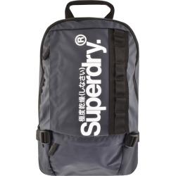 Superdry Slim Line Tarp Backpack Navy found on Bargain Bro UK from Mainline Menswear