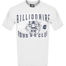 Billionaire Boys Club Greetings Logo T Shirt White found on MODAPINS from Mainline Menswear Australia for USD $88.27