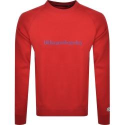 Billionaire Boys Club Logo Sweatshirt Red found on MODAPINS from Mainline Menswear Australia for USD $237.64