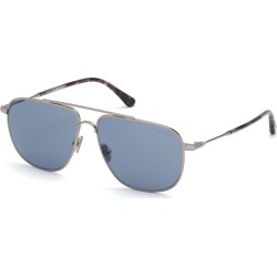 Tom Ford FT0815 Sunglasses Silver found on Bargain Bro UK from Mainline Menswear