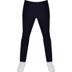 Lyle And Scott Skinny Fit Chino Trousers Navy found on Bargain Bro UK from Mainline Menswear
