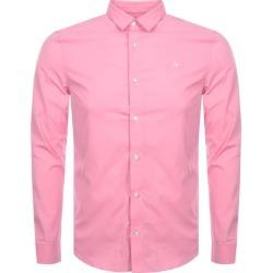 Jack Wills Hinton Stretch Shirt Pink found on Bargain Bro UK from Mainline Menswear