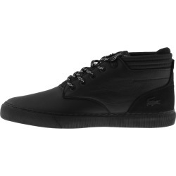 Lacoste Esparre Chukka Trainers Black found on Bargain Bro UK from Mainline Menswear
