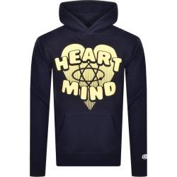 Billionaire Boys Club Logo Hoodie Navy found on MODAPINS from Mainline Menswear Australia for USD $245.49