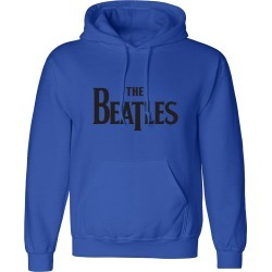 The Beatles - Flocked Royal Logo Pullover   Size Large found on Bargain Bro India from Musictoday for $70.00