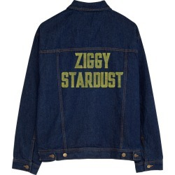 Home > Artists > David Bowie - Golden Stardust Jean Jacket | Size Small | Denim found on Bargain Bro from Musictoday for USD $95.00