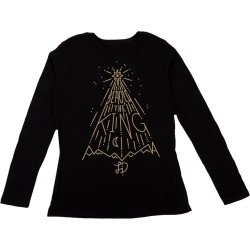 Home > Artists > Lauren Daigle - Behold The King Long Sleeve T-Shirt | Size Large | Light Grey found on Bargain Bro from Musictoday for USD $11.40