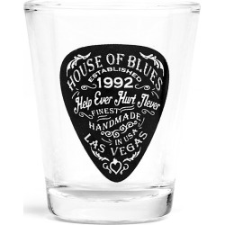House Of Blues - Guitar Pick Shot Glass - Las Vegas