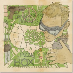 Ato Records - Danny Barnes - Pizza Box Digital Download