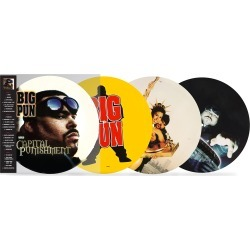 Sony Music - Big Pun: Capital Punishment (20Th Anniversary Picture Disc) 2-Disc Lp