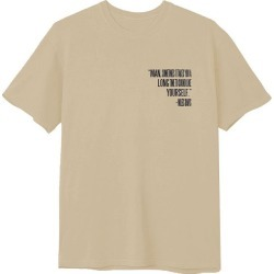 Home > Artists > Miles Davis - Sound Like Yourself T-Shirt | Size 2X-Large | Beige | Short Sleeve found on Bargain Bro from Musictoday for USD $26.60