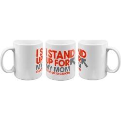 SU2C I Stand Up For My Mom Mug