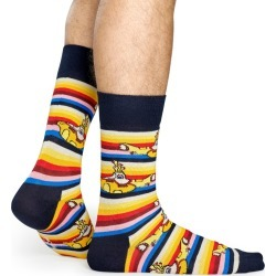 The Beatles - Happy Socks All On Board | Size 9 - 11