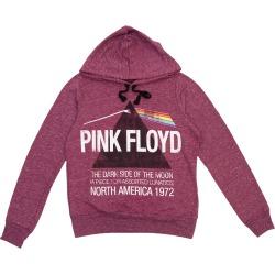 Pink Floyd Maroon Hoodie | Size Large