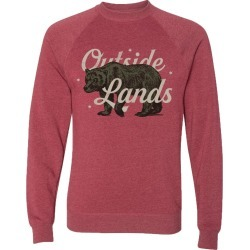 Ca Bear Crewneck Sweat | Size Small | Red found on MODAPINS from Musictoday for USD $50.00