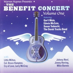 Gov't Mule - The Benefit Concert Vol. 1 Digital Download