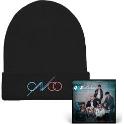 Cnco - Qqs Black Beanie + Digital Album