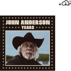 John Anderson - Years (Full Album) Digital Download