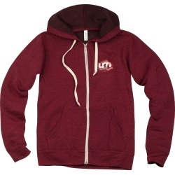 Um Morph Hoodie   Size Small   Red