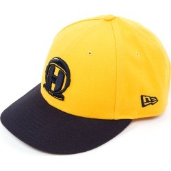 Spaceman New Era Hat Yellow & Navy found on Bargain Bro Philippines from Musictoday for $30.00