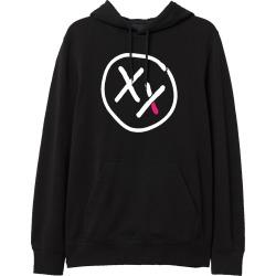 Xx Logo Hoodie | Size Large | Black